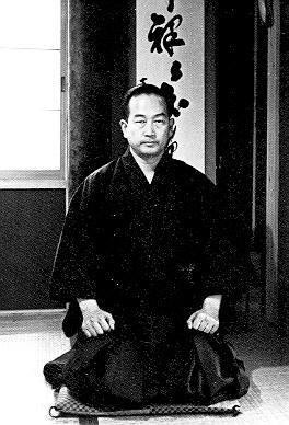 Maître Masatoshi Nakayama