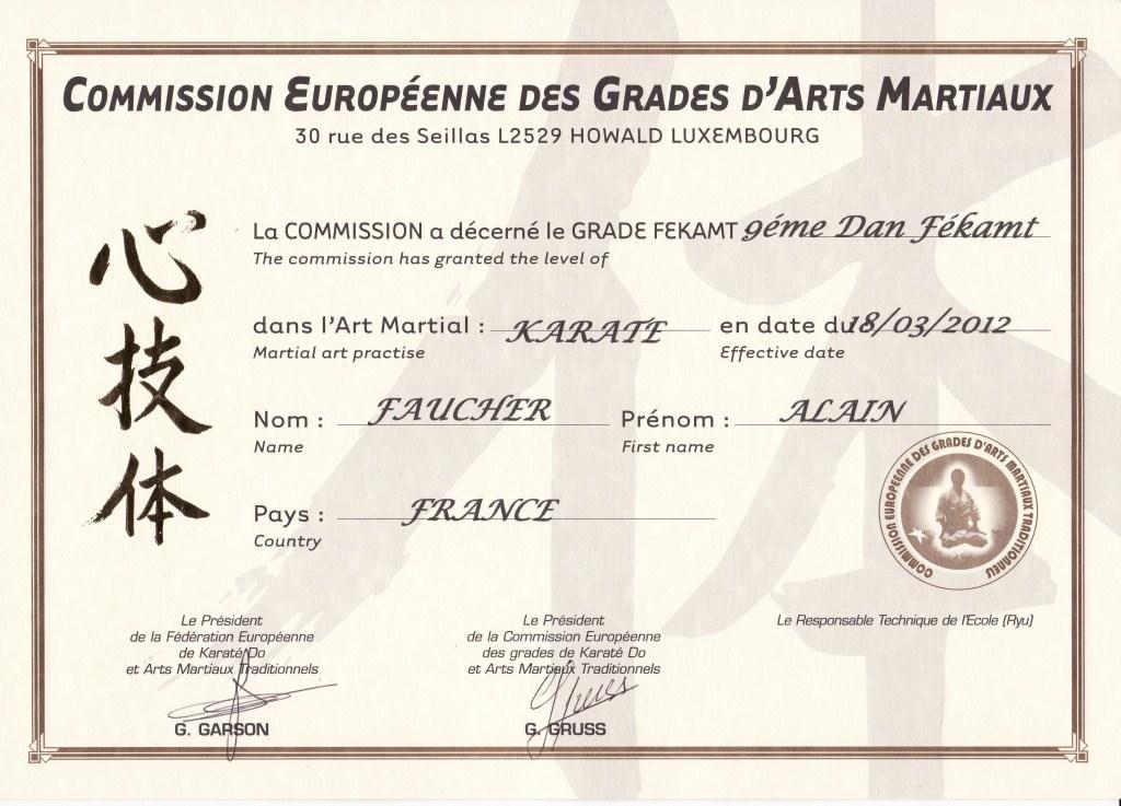 Fekamt s minaire des enseignants de karat et d 39 arts for Origine des arts martiaux