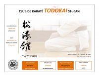 Cours spécial avec Eric Lejeune Sensei - Todokai St-Jean