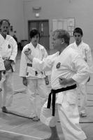 Sensei Alain Faucher - Clinique