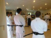 Initiation au Iaido
