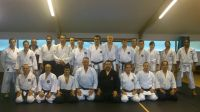 Initiation Aikido - Photo de groupe