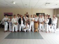 Initiation Capoeira - Photo de groupe