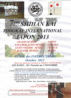 7eme Shihankai - Japon 2013