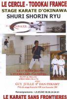 Stage de karaté d'Okinawa