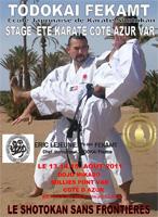 Stage Ete Karate Cote Azur Var