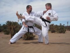 Stage Ete Karate Kobudo