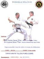 Stage - JAPAN KARATE TULLINS FURES-(ISERE)