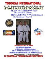 Tournee France Todokai 2011