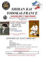 Todokai France Shihankai