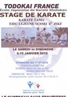 Stage Todokai Verdun 2010
