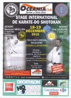 Stage International de Karate-Do Shotokan